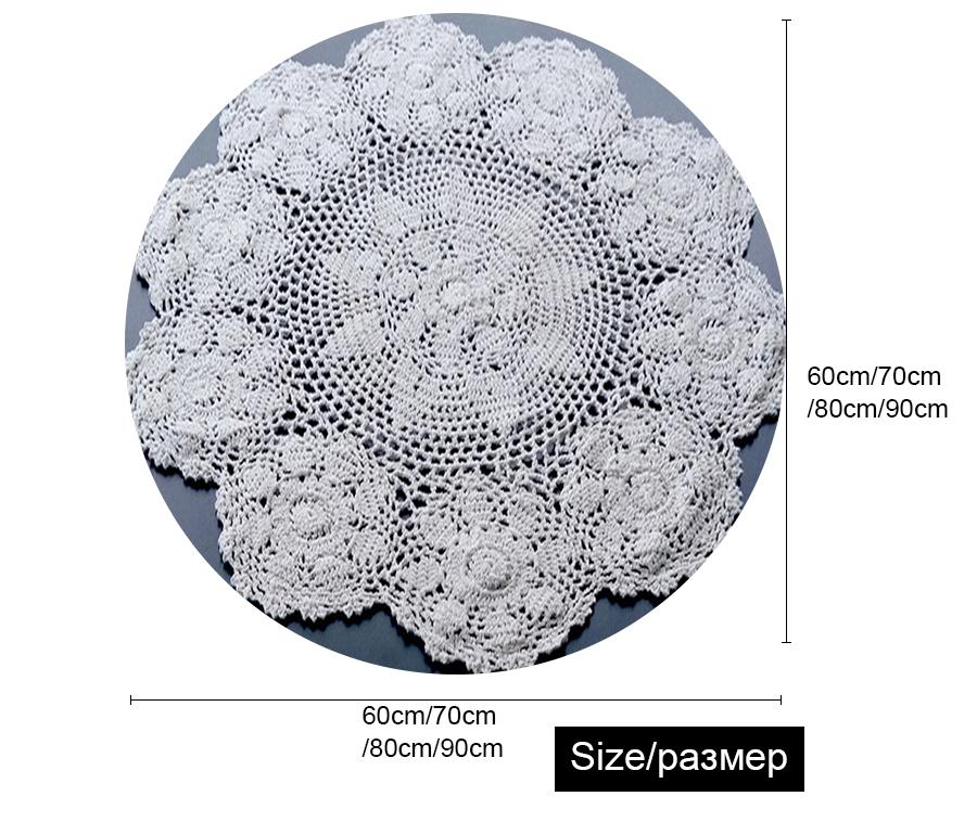 Crochet Coasters (3)