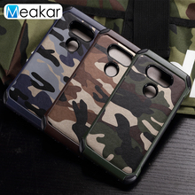 Camouflage Military Phone Case 5.3For LG G5 Case For LG G5 Cell Phone Back Cover Case(China)