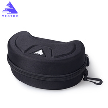 Protection EVA Ski Eyewear Case Large Snow Skiing Goggles Box Shockproof  Waterproof Snowboard Bag Eyewear 0riginal Case