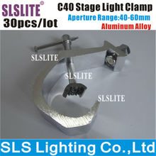 30PCS/LOT 06A fast delivery truss clamp/stage lighting hook/G-clamps light hooks,high quality flexible clamp light(China)
