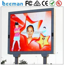 p10 p6 /p 7.62 SMD p8 indoor / DIP outdoor p10 full color led sign display board outdoor advertising led display screen