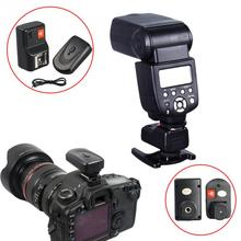 PT-04 GY 4 channel Wireless Radio Flash Trigger Kit 1/250s for Canon Nikon Camera Accessories(China)