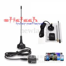 by dhl or ems 5 sets New High Quality DVB-T2 Micro USB Tuner Mobile TV Receiver Stick Android Tablet Pad