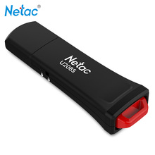 Netac U208S USB Flash Drive with Write-protect Switch Memory Stick Compatible with Windows 7 / 8 / XP or above(China)