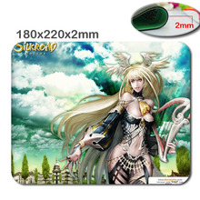 Top Selling Hot Sale Personalized Animation cartoon Game Design High Quality Skid Durable Fashion Game Player Mouse Pad(China)