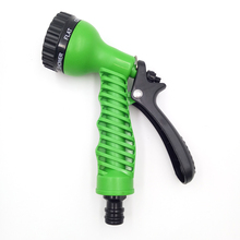Garden Water Spray Lawn Sprinkler Car Wash Water Gun Ajustable Hose Nozzles 7 Pattern High Pressure Power Washer