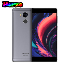 "Original Vernee Apollo 5.5"" Deca Core Android 6.0 Smartphone MT6797T 4GB+64GB 21MP Fingerprint ID OTG Mobile Phone"