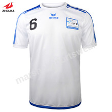 new design soccer jersey personalized football jerseys for babies female football jerseys custom(China)