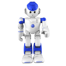 2017 UBTECH Alpha 2 Intelligent Humanoid Robot dance / Fighting / soccer/kung fu assembled all ready Entertainment Toy Robot(China)