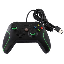 Brand New Wired Game Controllers for XBOX ONE and PC USB Wired Game Controller Gamepad with Dual Vibration