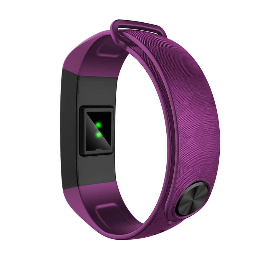 M2Z Smart Bracelet Fitness Tracker Wristband Heart Rate Monitor Smart Band Smartband Blood Pressure With Pedometer SMS WhatsApp