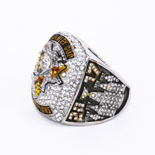 Pre-sale 2017 Pittsburgh Penguins Stanley cup championship rings replica CROSBY engraving inside offical version drop shipping(China)