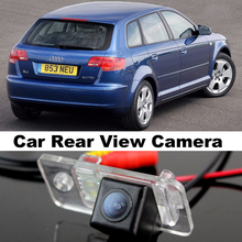 Car Camera For Audi A3 S3 2004~2009 High Quality Rear View Back Up Camera Special Supply Top Gear Friends to Use | CCD With RCA