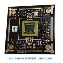 Low illumination 1/2.7 AHD CMOS Module  1080P 2.0MP  with  OSD function  NVP2441H+SC2035