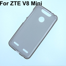 For ZTE Blade V8 tpu full protective case fundas,for ZTE V8 mini candy color tpu cover skin soft back cover funda