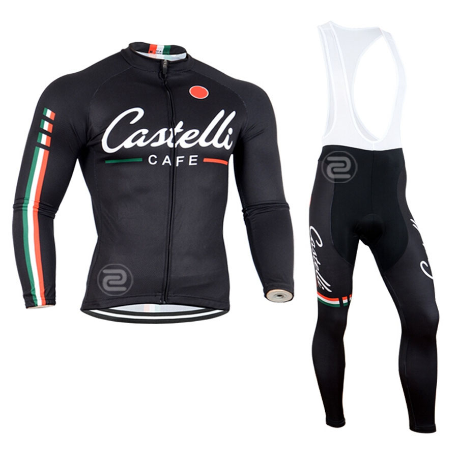 Long Sleeve Men Cycling Jersey Bike Sports Full Zipper Breathable Maillot Ciclismo Bicycle Sportwear Cycling Clothing Man 2016<br><br>Aliexpress