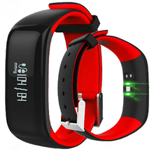 P1 Smartband Activity Tracker Smart Watches Blood Pressure Monitor Smart Band Pedometer Wristband Fitness Bracelet For Phone