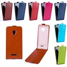 Vertical Flip Leather Mobile Phone Cover For Micromax A79/A093/A107/D303/D320/E313 Cases Magnetic Durable Protective Shell