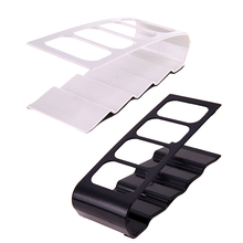 New Hot TV DVD VCR Remote Control Mobile Phone Holder Stand Storage Caddy Organizer