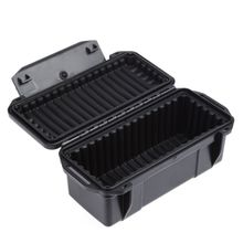 High Quality 20*10*8cm Waterproof Shockproof Box Airtight Sealed Case Equipment Portable Dry Container Carry Storage(China)