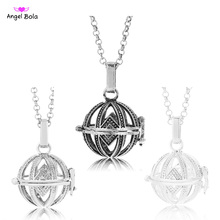 Essential Engelsrufer Oil Cage 20.5mm Perfume Box Harmony Caller Angel Bola Pendant for Women Gift NL085 Free Shipping
