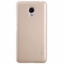 NILLKIN  For Meizu  M3s Mobile Phone Shell  Import Environmental Protection PC Super Frosted Shield For Mei Lan 3s