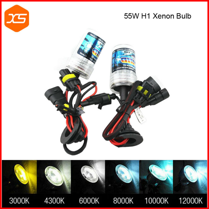 2v 55w H1 Hid H3 Xenon H4 Single Bulb  H7 Car H8 Light H9 8000k H11 3000k 9005 4300k Hb3 5000k H10 10000k ,H1 Hid Xenon Bulb<br><br>Aliexpress