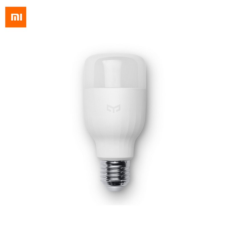 Original Xiaomi Mi Night Indoor Yeelight Smart LED Lamp Wifi Remote Control Light E27 White Home illumination Bulb  -  SmarThink INC Store store