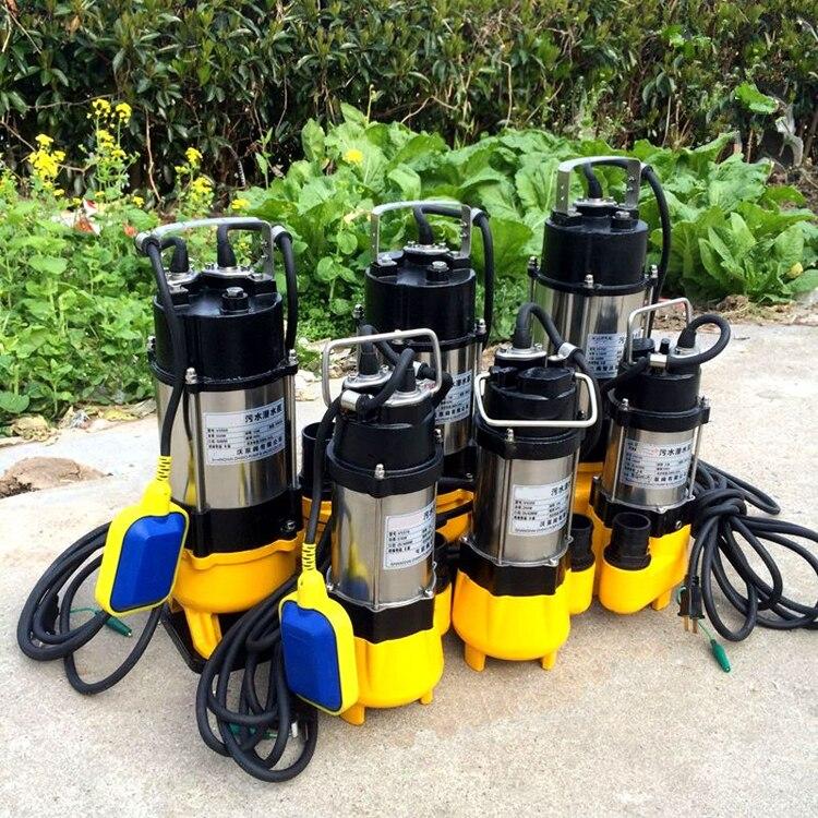 basement 0.45kw 0.6hp sewage pump sewage water pump float switch submersible sewage pump made in china<br><br>Aliexpress