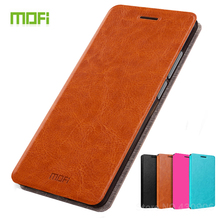 Mofi For Huawei Honor 6X Case Hight Quality Luxury Flip Leather Stand Case Book Style Cover For Huawei Honor 6X 5.5''