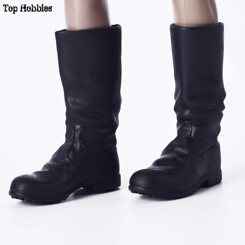 "DML 1//6 Scale WWII German Soldier Boots Model Hollow  for 12/"" Action Figure"