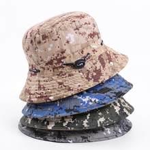 high quality adjustable Camouflage fishing cap umbrella hat(China)
