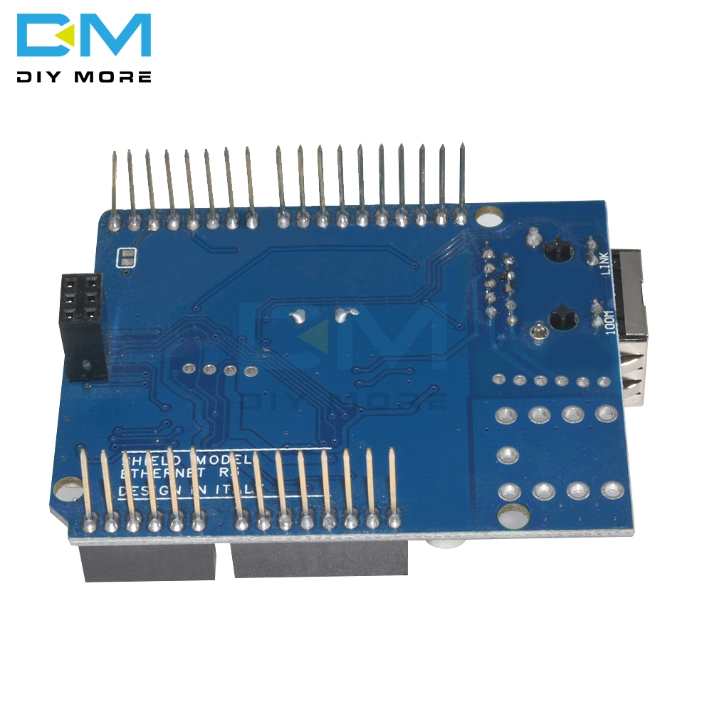 Ethernet Shield W5100 Network Lan Expansion Board UNO Mega 2560 Duem for Arduino