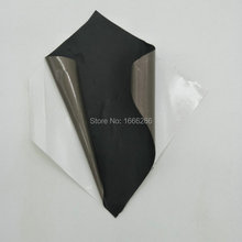 Manufacturer of Black EMF Blocking Fabric with adhesive stickers(China)