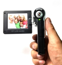 Mini Portable 2.5 Inch TFT LCD Screen Full HD 1280x720P Digital Video Camcorder 8x Zoom DV Camera COMS Video Recoding