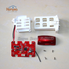 Receiving board Circuit board + battery shell set for Syma X5UC X5UW RC Quadcopter drone Spare Parts