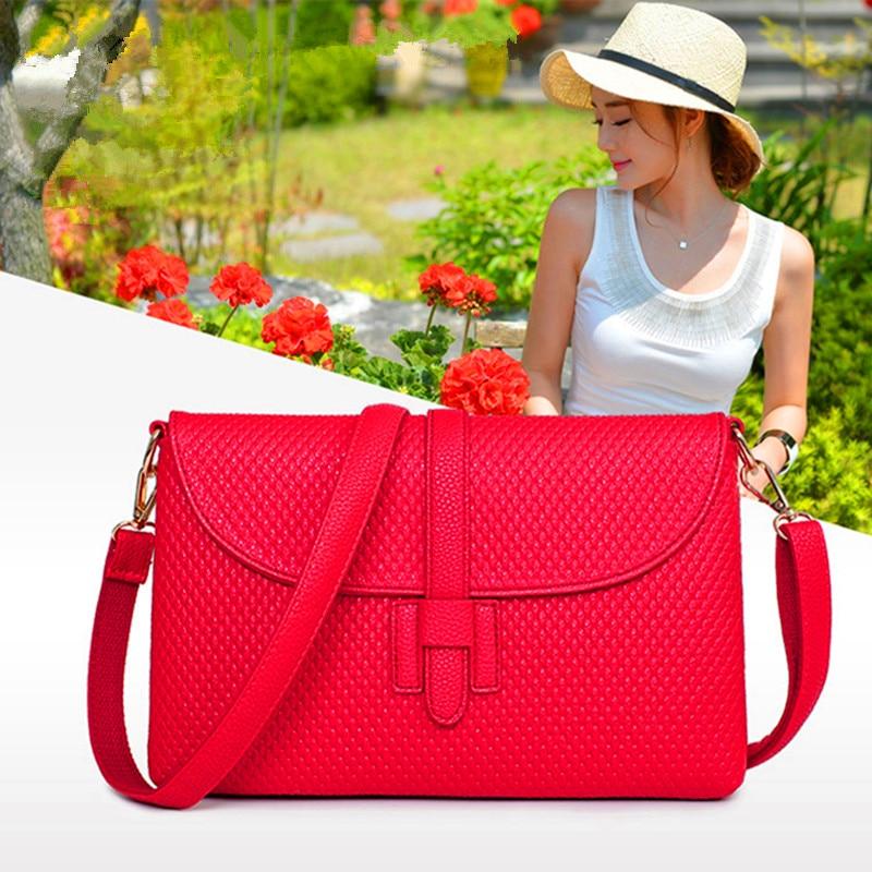 2016 Top Silt Pocket Single The New Handbag Crossbody Bag Brand Small Shoulder Lingge All-match Portable Free Shipping A066 <br><br>Aliexpress