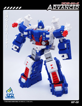 [Show.Z Store] Mech Fans Toys Ultra Magnus MFT MF-08 MechFansToys Transformation Action Figure(China)