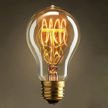 Buy Lightinbox Free Fixtures Glass LED Edison Bulb Pendant Lamps Vintage Retro E27 Incandescent Light Lamp Bulb for $41.63 in AliExpress store