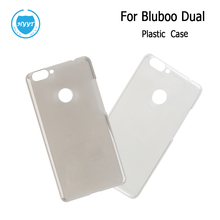 For Bluboo Dual Plastic Hard Case Protective Back Cover Original Cell Phone Case For Bluboo Dual Cellphone Free Shipping(China)