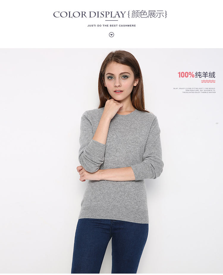 high quality cashmere sweater, women sweater knit top sweater winter strong autumn female women oversized sweater 3