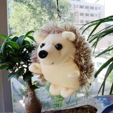 10pcs/lot Free shipping Cute little hedgehog cartoon bouquet doll mobile phone's accessories plush toys wholesale
