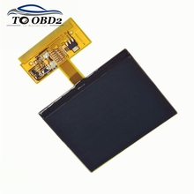 Best Quality For Audi A3 A6 LCD VDO Screen Display For AUDI/VW/Passat VDO LCD CLUSTER A3 A4 A6 LCD Stable Function Fast Shipping