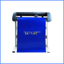 good quality and hotsale of  SK-720T sticker cuting machine glitter cutting machine cutting plotter