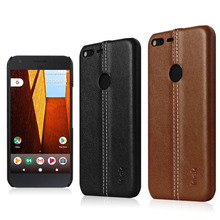 Origina IMAK RY Series Ultra Slim Leather Hard Back Cover Case For Google Pixel XL Cover 5.5 inch Cell Phone Bag Case Free ship(China)