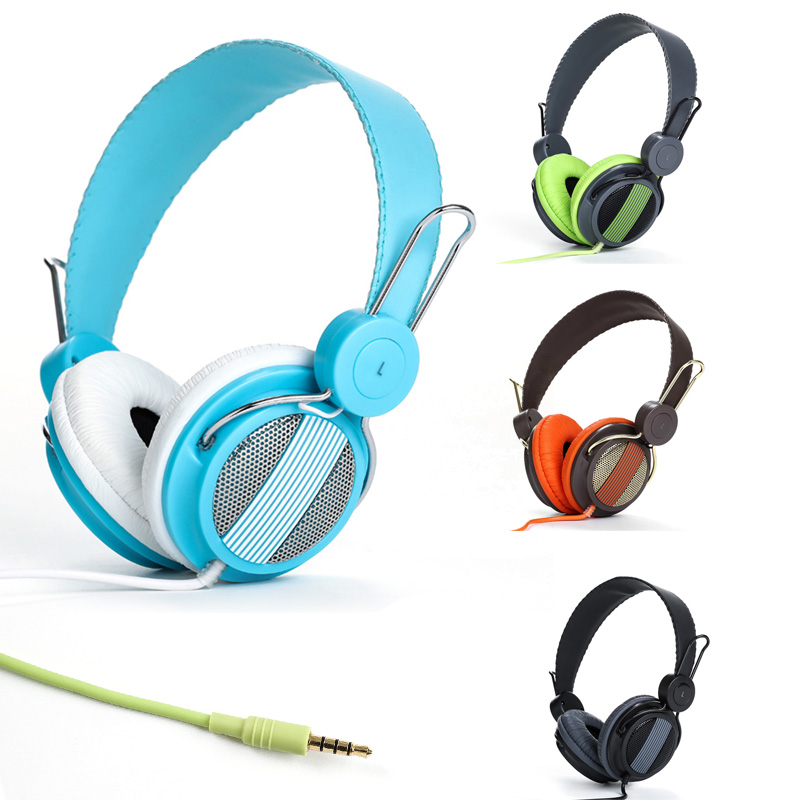 Hisonic headphone Stereo Headset Comfortable taSubwoofer Headband Earphone Mic For iPhone xiaomi gaming headphone<br><br>Aliexpress