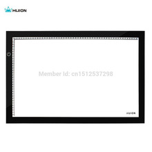 "Huion A4H LED Light Pad 17.7"" Animation Drawing Tracing Stencil Board Ultra Thin Table Trackpad Box With Multifunction Holder"