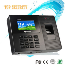 Hot sale USB U-disk fingerprint time attendance time recorder time clock  with RFID card reader A/C010