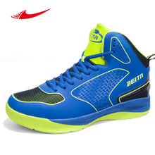 Beita Original Men Basketball Shoes Professional Brand Sneakers Mesh Men Sport Boots Hot Style High-top Basket shoes