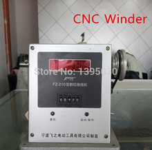 1pc FZ-210 CNC Electronic winding machine Electronic winder Electronic Coiling Machine Winding diameter 0.03-0.35mm